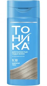 Оттеночный бальзам Тоника «Дымчатый топаз» (Для седых волос)
