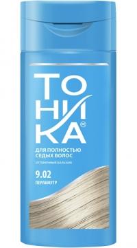 Оттеночный бальзам Тоника «Перламутр» (Для седых волос)