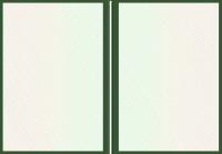 Обложки зеленые купить