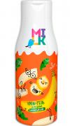 Крем-гель для душа «Milk» Банановый рай