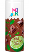 Гель для душа «Milk» Шоколадный Тонизирующий
