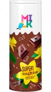 Пена для ванн «Milk» Шоколадная Антистресс