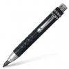 Карандаш цанговый для графита, мела, пастели 5,6 мм KOH-I-NOOR, 1 шт., металл/ пластмасса, корпус черный, точилка, 5306CN5005KK