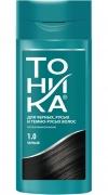 Оттеночный бальзам для волос Тоника «Черный» (для натуральных волос)