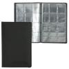 Альбом для монет, 115х170х10 мм, для 96 монет, 8 листов (карманы 33х38 мм), М9-01