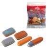 Набор ластиков KOH-I-NOOR 9 шт., цвет и форма ассорти, натуральный каучук