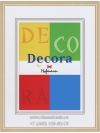 Фоторамка Hofmann Decora 30x40 45-O, цвет золото