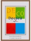 Фоторамка Hofmann Decora 10x15 (А6) 45-M, цвет коричневый