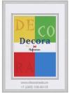 Фоторамка Hofmann Decora 15x20 (А5) 45-P, цвет серебро