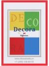 Фоторамка Hofmann Decora 10x15 (А6) 45-R, цвет красный