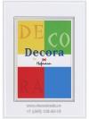 Фоторамка Hofmann Decora 10x15 (А6) 45-BL, цвет белый