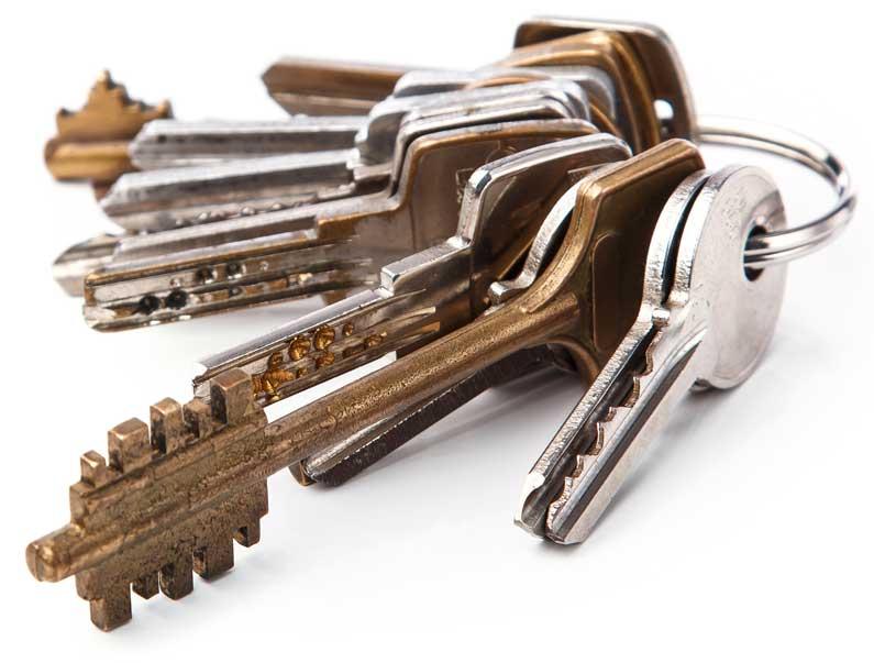 Банковские ключи